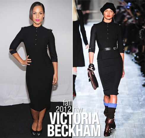 alicia-keys-victoria-beckham-fall-2012