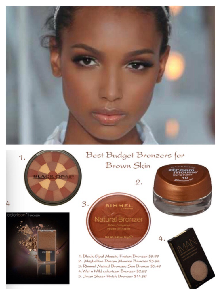 Bronzer For An All Round Sunkissed Glow: Bronzer Not Only Gives The  Shimmery Subtle Glow Of Sunkissed Skin, But Can Also Serve As Eyeshadow And  Highlighter