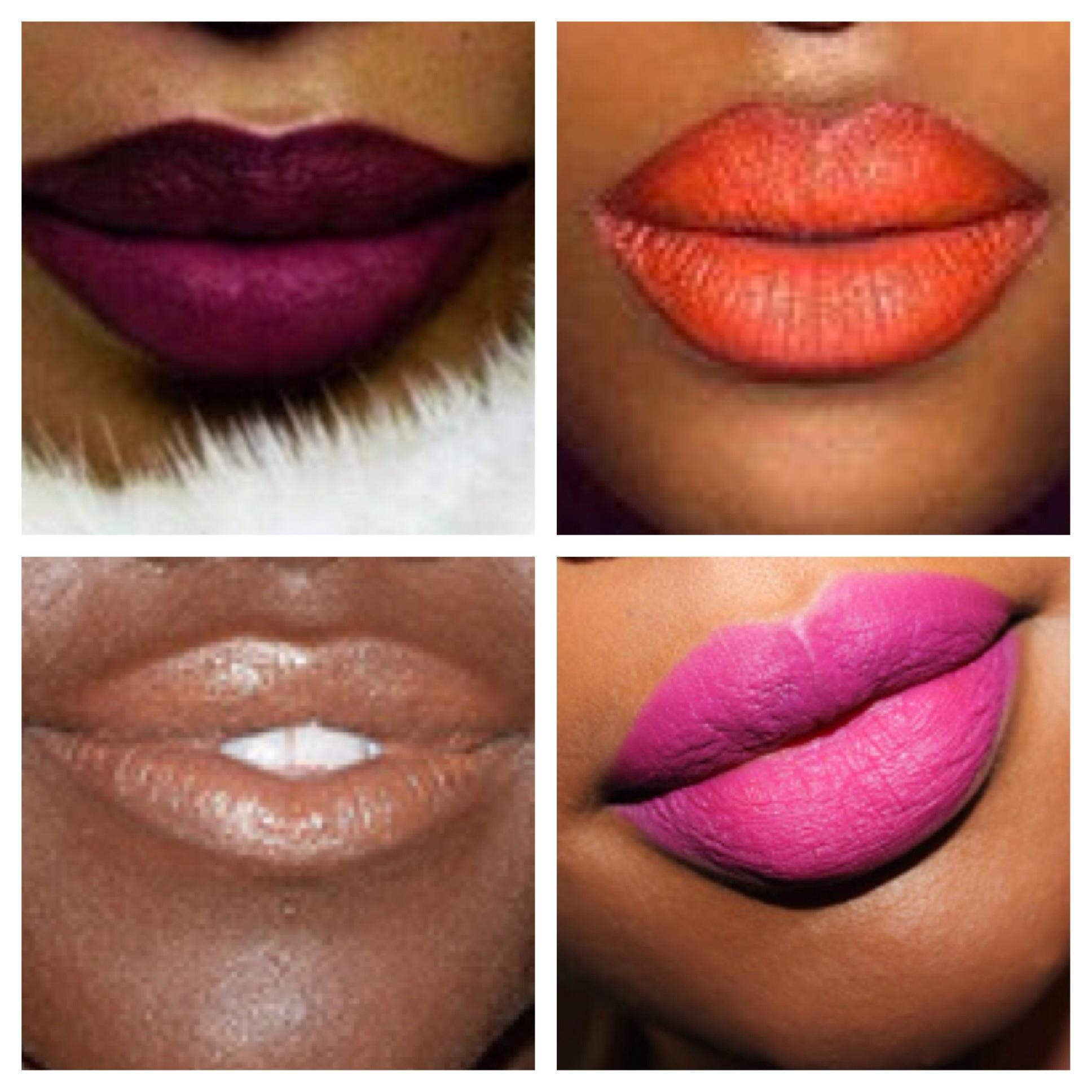 5 Lip Colors For Darker Skinned Women This Season Vivianne S Blog
